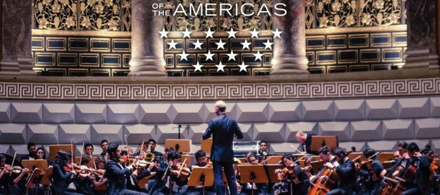 Symphony Orchestra of the Palace of Mines with The Orchestra of the Americas