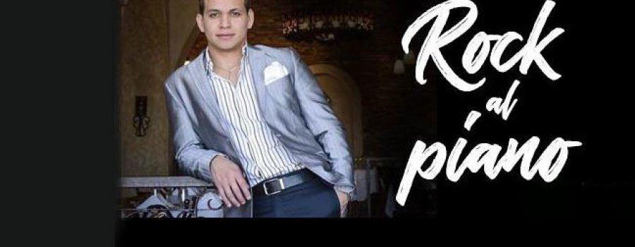 Rock al piano por Alexandro Venegas