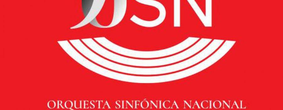 Orquesta Sinfónica Nacional. Programa 1