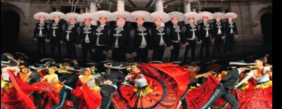 Gran Función de Gala del Ballet Folklórico de México de Amalia Hernández