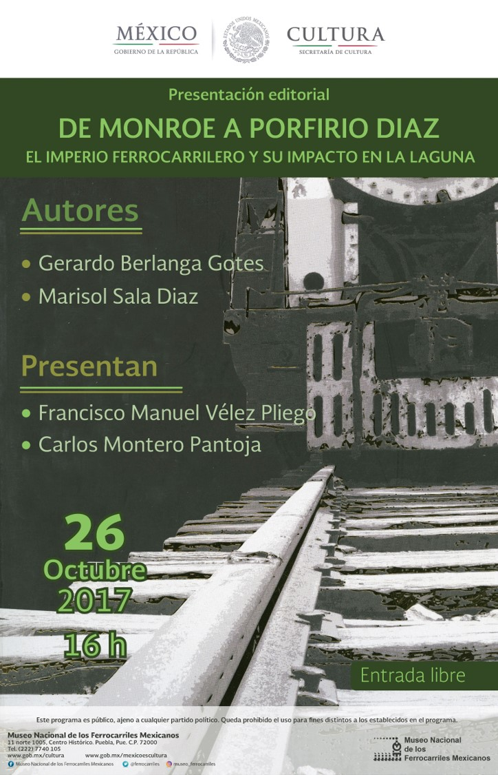 From Monroe to Porfirio Díaz  The Railroad Empire and Its