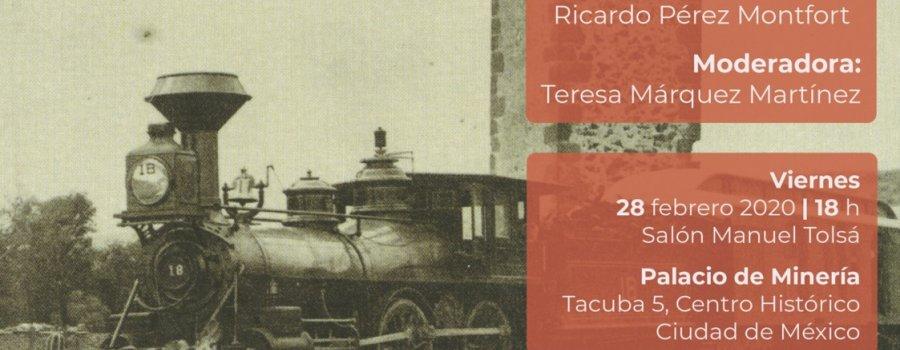 El ferrocarril en México (1880-1900). Tiempo, espacio y percepción
