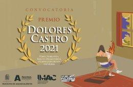 Convocatoria al Premio Dolores Castro 2021 Poesía, Narra...