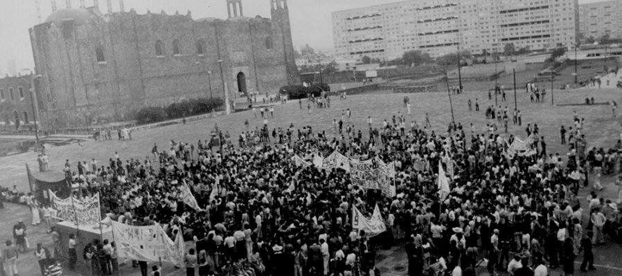 El movimiento estudiantil de 1968. 50 Aniversario