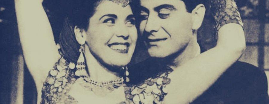 Imágenes e imaginarios de las bailarinas del cine egipcio