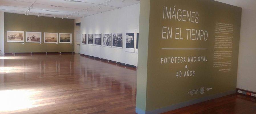 Imágenes en el tiempo. Fototeca Nacional, 40 años
