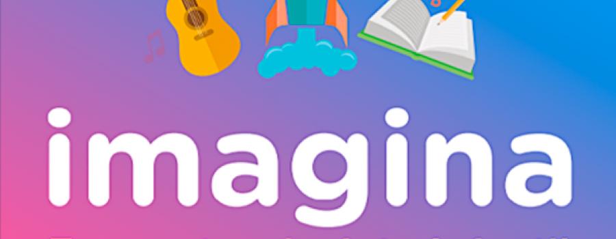Contando y cantando (primera parte): Imagina