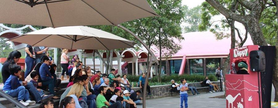 Teatro de títeres El Rincón de Dippy