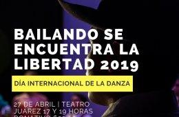 Bailando se encuentra la libertad 2019