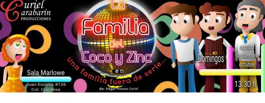 La Familia del Coco y Zinc