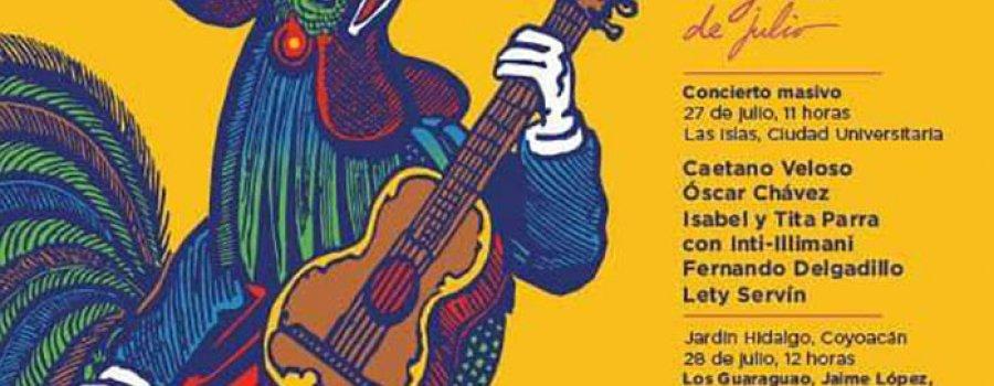 Cantares. Fiesta de trova y canción urbana