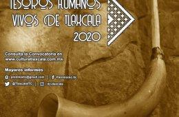 Tesoros Humanos Vivos de Tlaxcala 2020