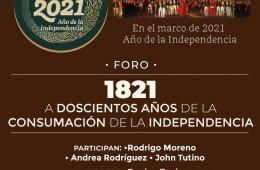 1821 a doscientos años de la consumación de la independ...