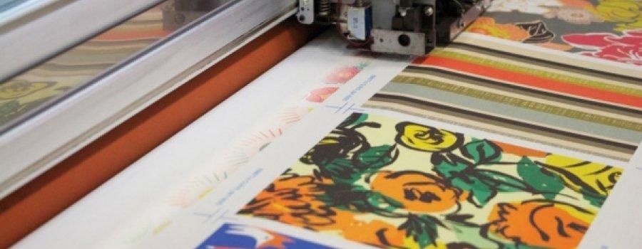 Laboratorio de impresión textil