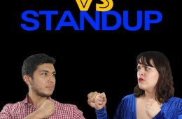 Impro Vs Stand Up