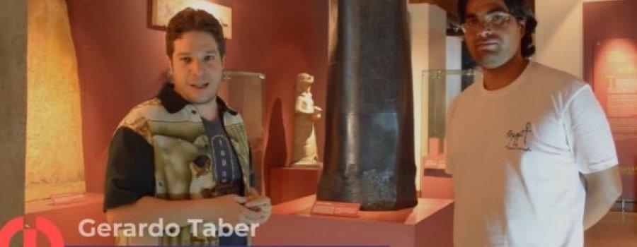 El Código de Hammurabi del Museo Nacional de las Culturas del Mundo