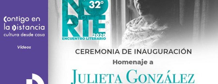 Norte 32° Encuentro Literario