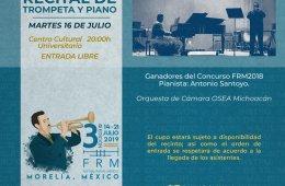 Recital de trompeta y piano