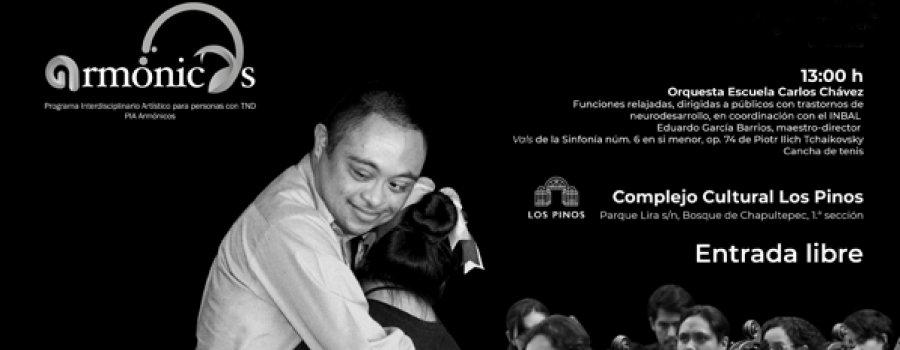 """""""Concierto relajado"""" de la Orquesta Escuela Carlos Chávez"""