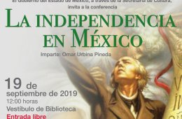 The Independence in Mexico