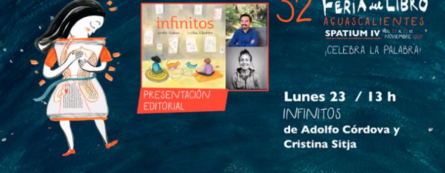 Infinitos, de Adolfo Córdova y Cristina Sitja