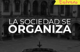 La sociedad se organiza
