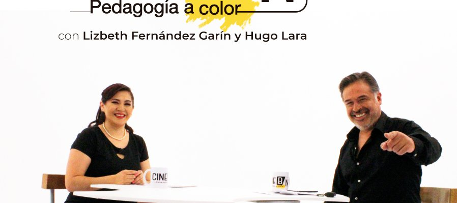 Cine B/N Pedagogía a color