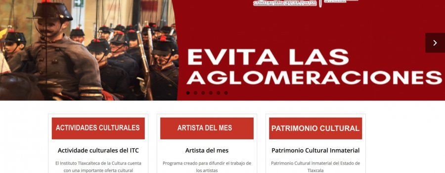 Instituto Tlaxcalteca de la Cultura
