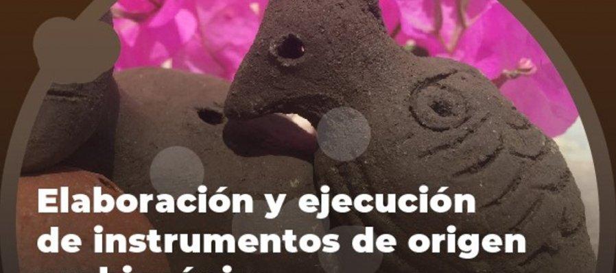 Elaboración y ejecución de instrumentos de origen prehispánico. 3. El coastecomate
