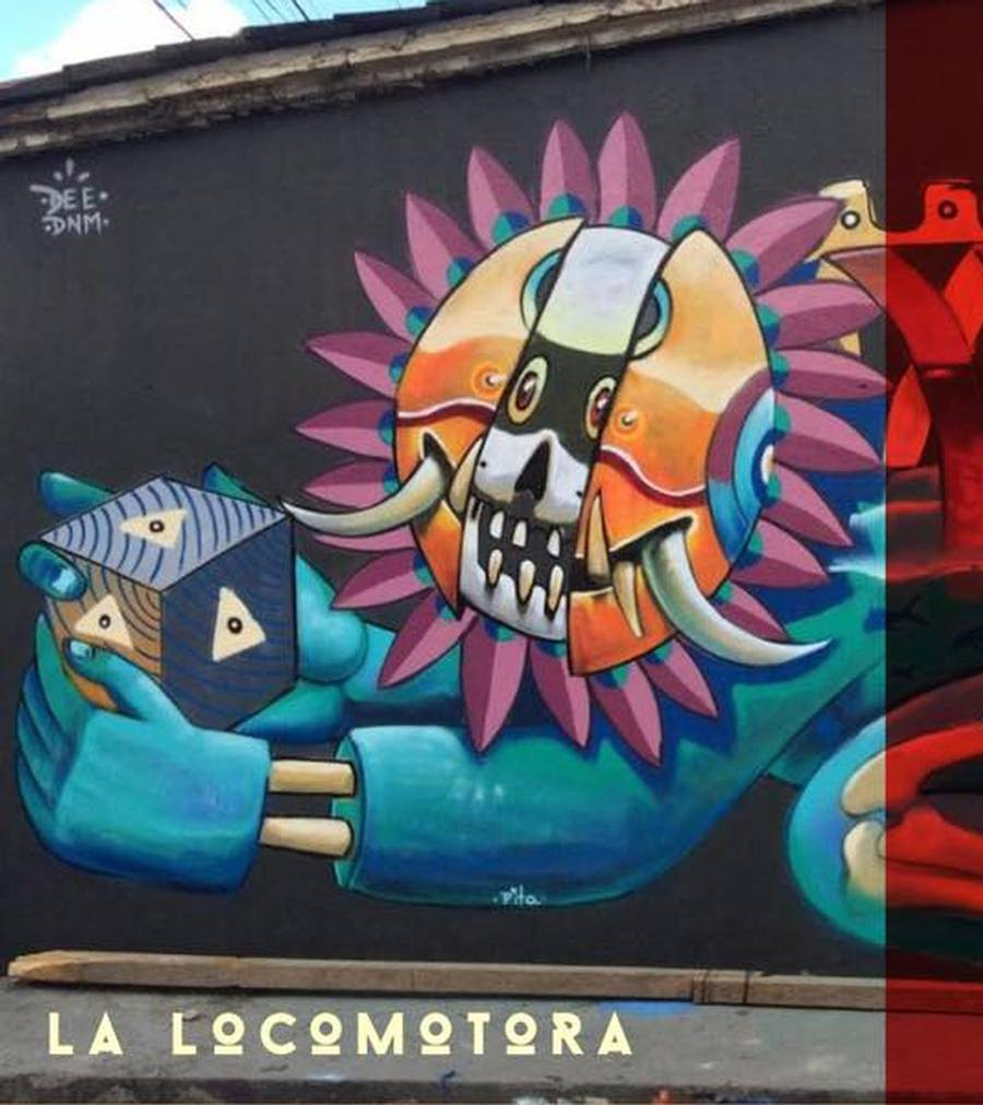 Taller intensivo de Graffiti