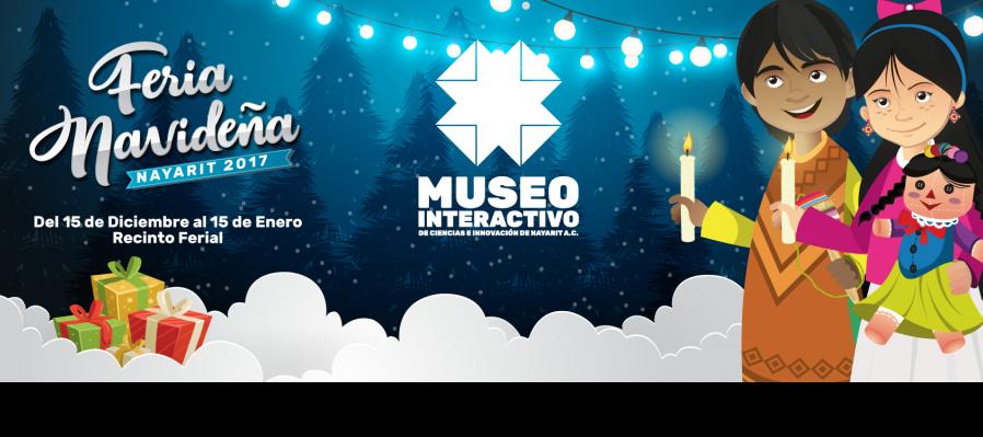 Museo interactivo navideño