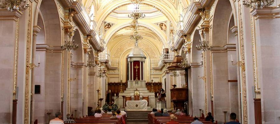 Conoce la Catedral Basílica de Nuestra Señora de la Asunción