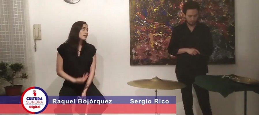 Intervención a textos de Amparo Dávila y música experimental