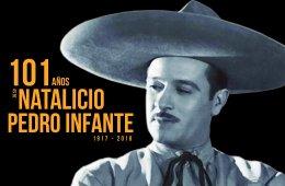 Pedro Infante a 101 años de su natalicio