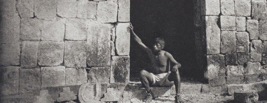 La invención de la memoria. Fotografía y Arqueología