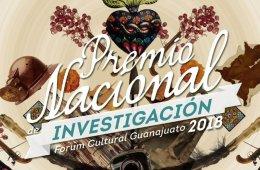 Premio Nacional de Investigación Forum Cultural Guanajua...