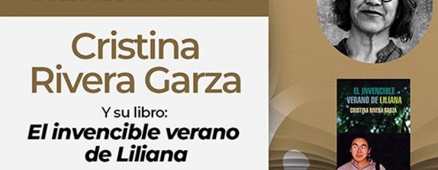 Conversando con Cristina Rivera Garza