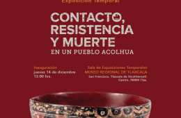 Contact, Resistance and Death in a Town of Acolhua