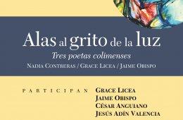 """Presentación del libro  """"Alas al grito de la luz&qu..."""