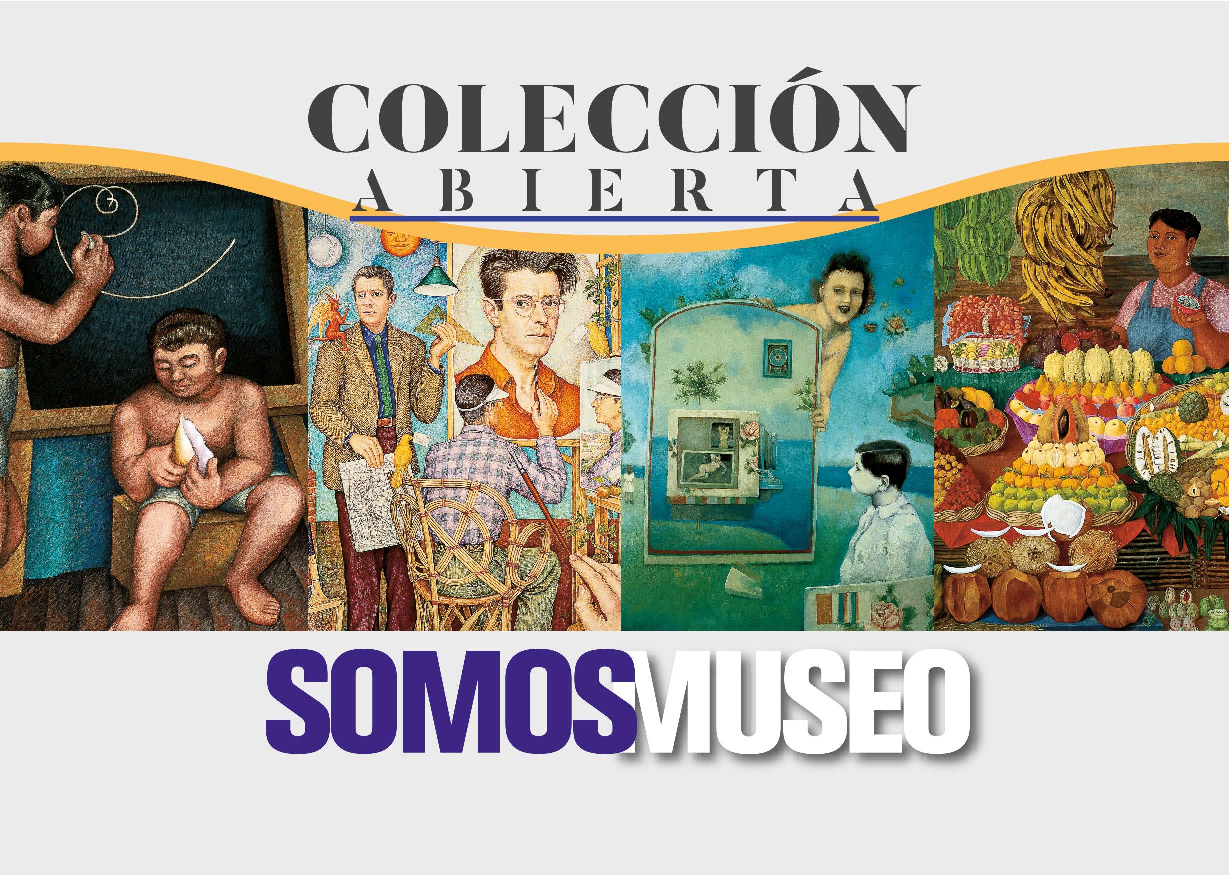 Colección abierta. Somos museo