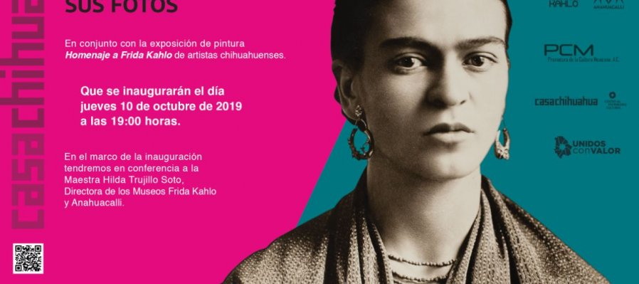 Frida Kahlo, sus fotos