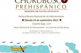 Churubusco prehispánico
