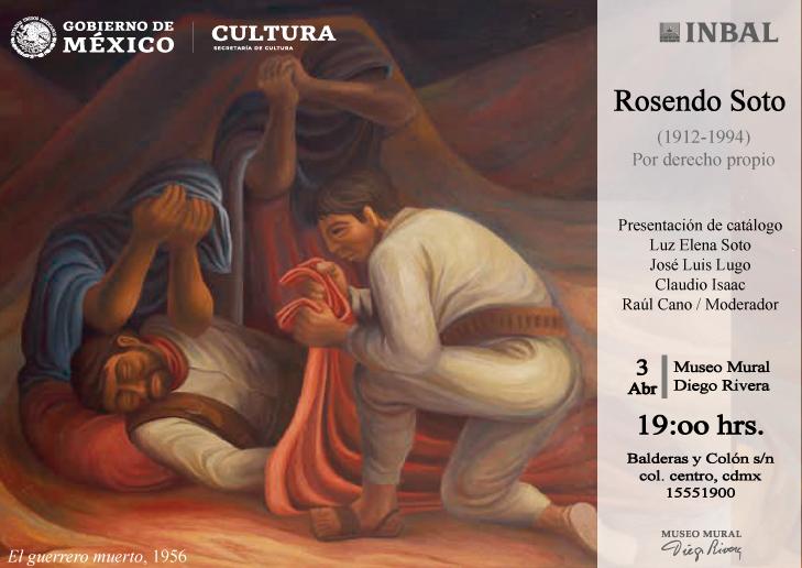 Presentación del catálogo de la exposición Rosendo Sot...