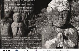 La Belleza de Seki-Butsu; Buda en Piedra  de Japón
