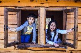 Niñas y niños trabajando por la equidad de género
