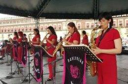 Danzonera femenil Isora Club