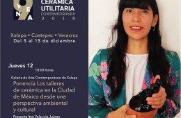Los talleres de cerámica en la Ciudad de México desde u...
