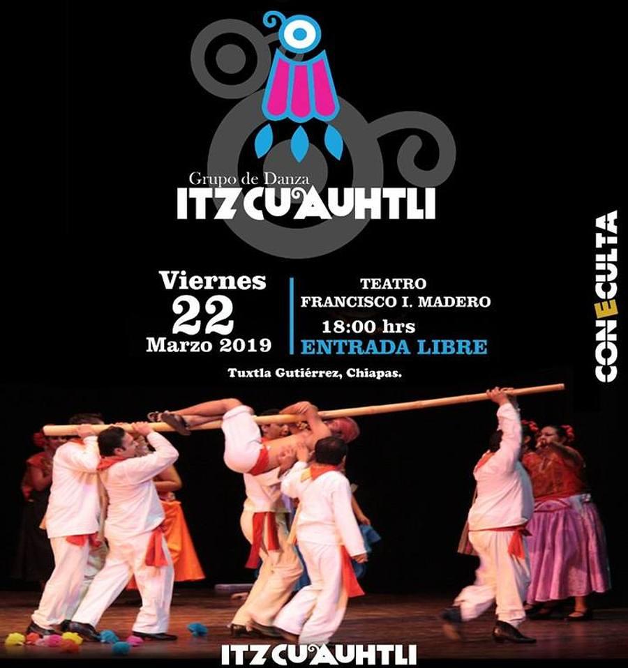Grupo de Danza Itzcuauhtli