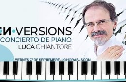 In-Versions. Concierto de Piano Luca Chiantore