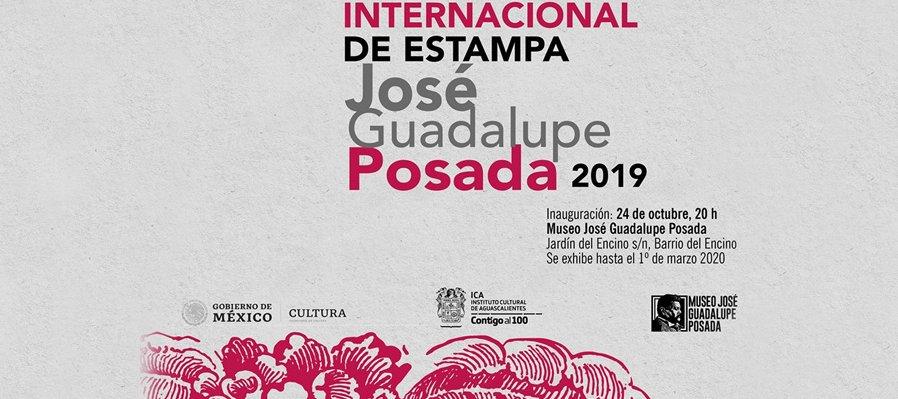 IV Bienal Internacional de Estampa José Guadalupe Posada